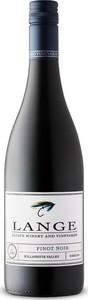 Lange Pinot Noir 2016
