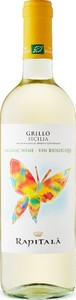 Rapitala Grillo Organic 2017