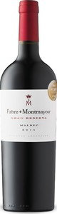 Fabre Montmayou Gran Reserva Malbec 2015