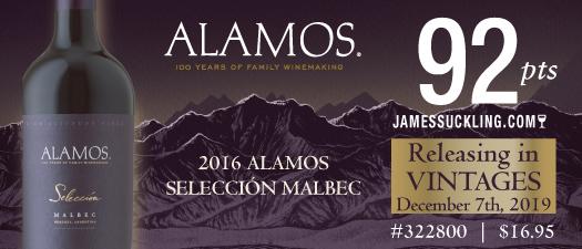 Alamos Selección Malbec 2016
