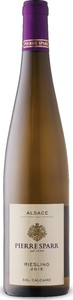 Pierre Sparr Sol Calcaire Riesling 2015