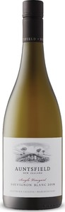 Auntsfield Single Vineyard Sauvignon Blanc 2019