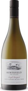Auntsfield Single Vineyard Sauvignon Blanc 2019