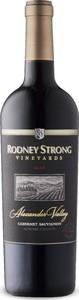 Rodney Strong Alexander Valley Cabernet Sauvignon 2016