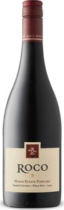 Roco Marsh 2015 Estate Pinot Noir