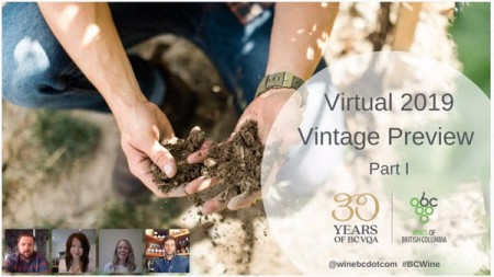 Virtual BC Wine Vintage Preview