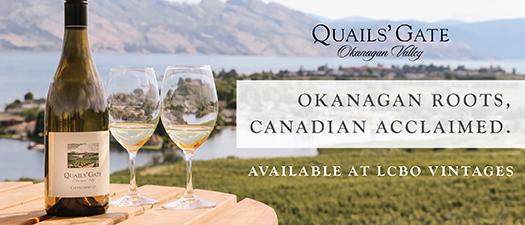 Quails' Gate Chardonnay 2018