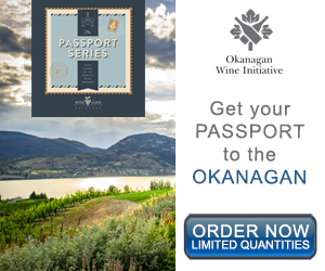 Get your Passport to the Okanagan