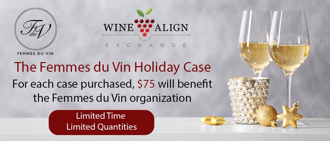 Get your Femmes du Vin Holiday case