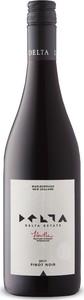 Delta 2017 Pinot Noir