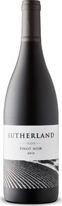 Sutherland 2018 Pinot Noir