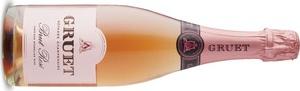 Gruet Brut Sparkling Rosé Traditional Method