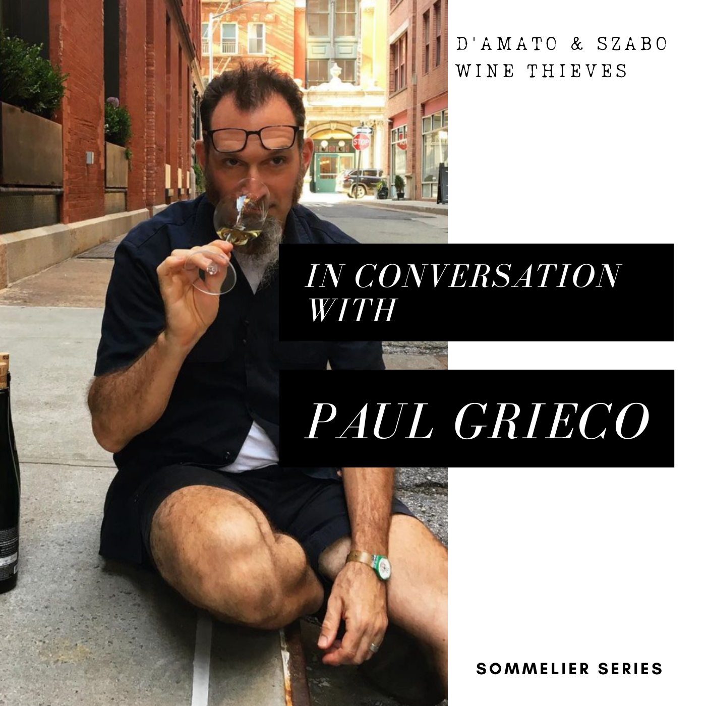 in conversation with Paul Grieco
