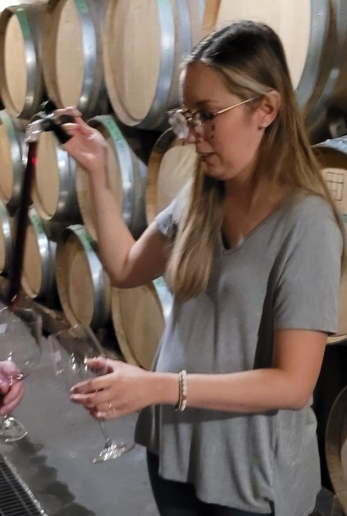 Jessica Otting of Tawse Winery